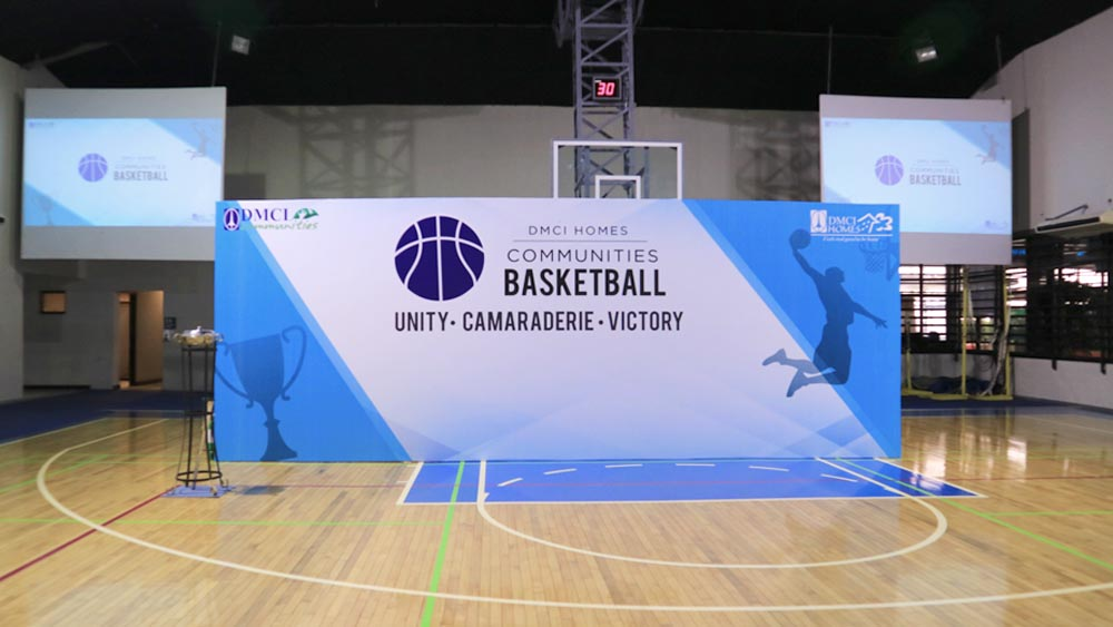 basketball opening ceremonies dmci homes