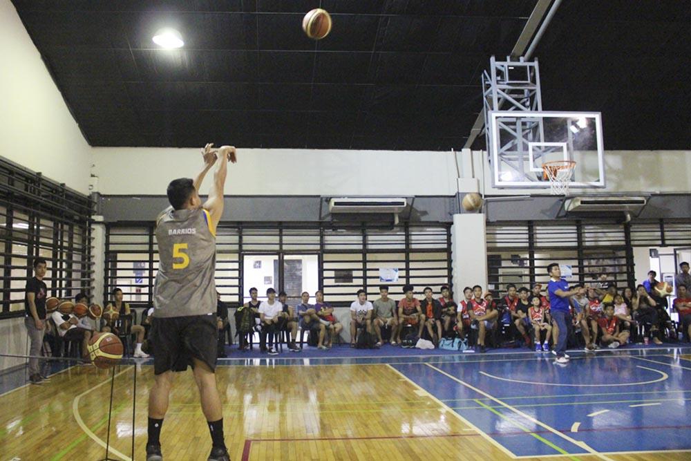 opening ceremony dmci community basketball