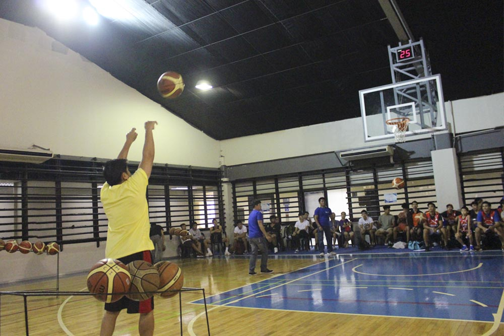 opening ceremony dmci homes basketball