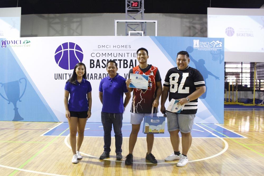 basketball opening ceremonies dmci