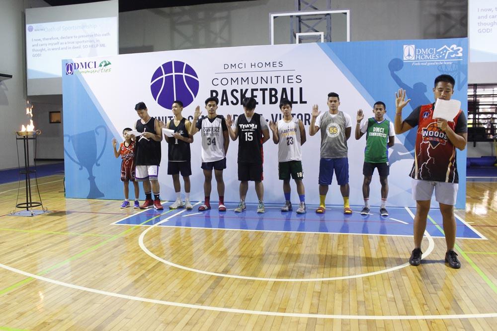 dmci basketball ceremoney