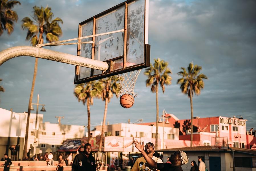 Basketball Boosts Motivation