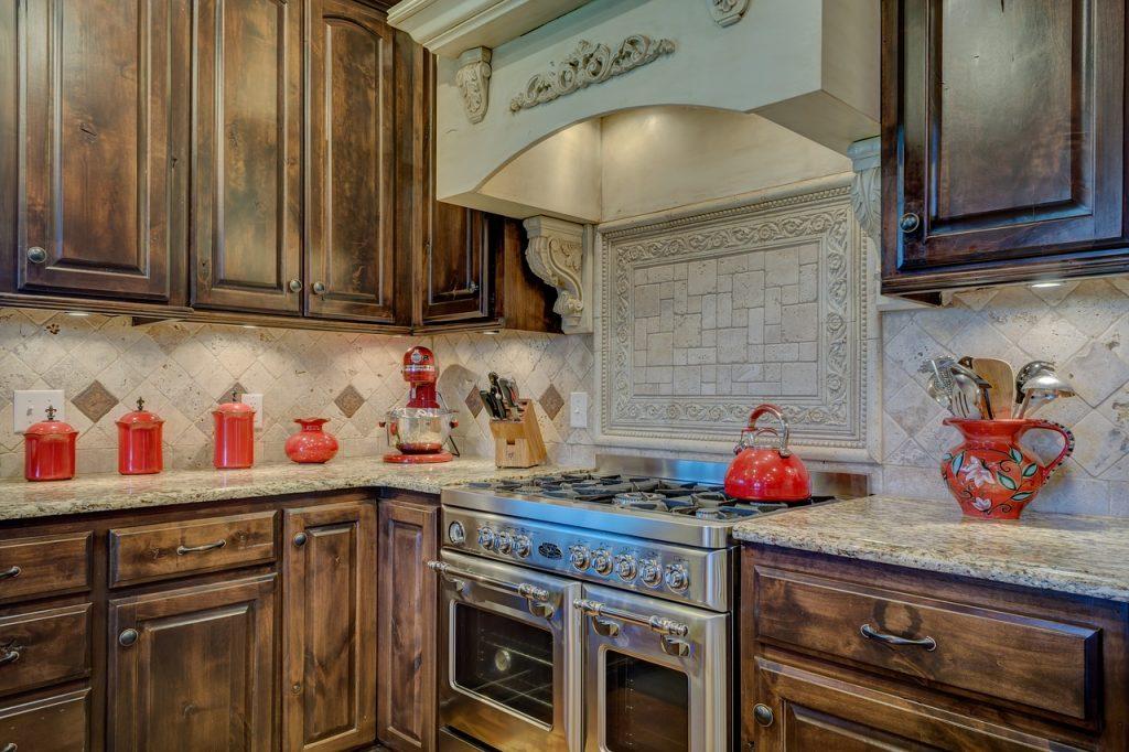 Kitchen Design Good in Wood