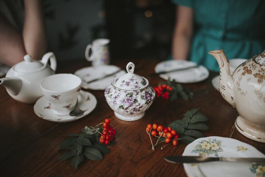 Rainy Condo Hack Cup of Tea