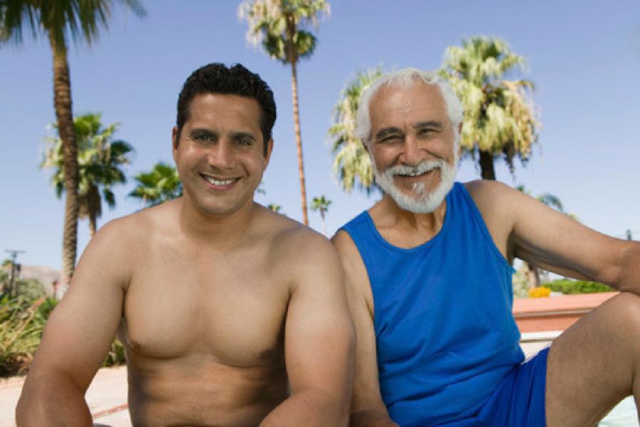 Senior Condo Living Splash for Better Health