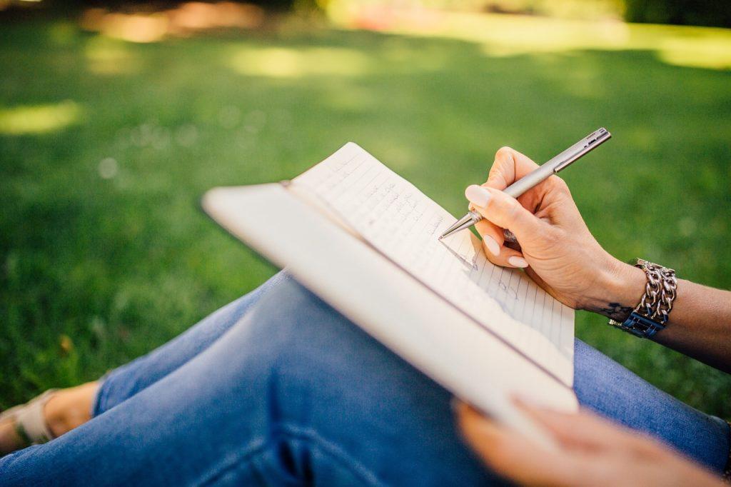 Writing Inspiration Picnic