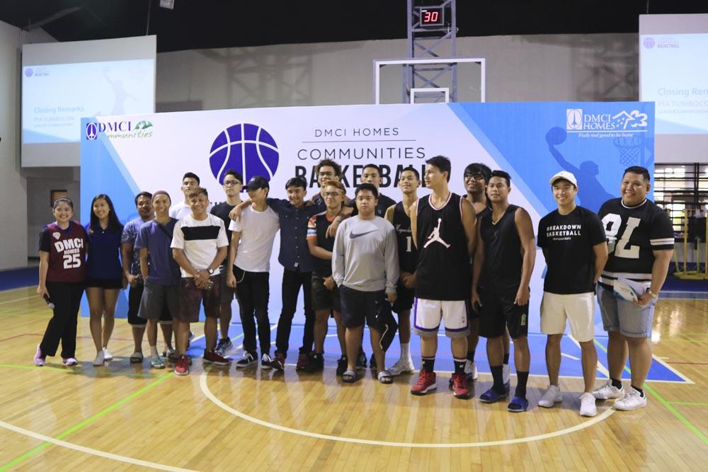 basketball ceremony dmci communities