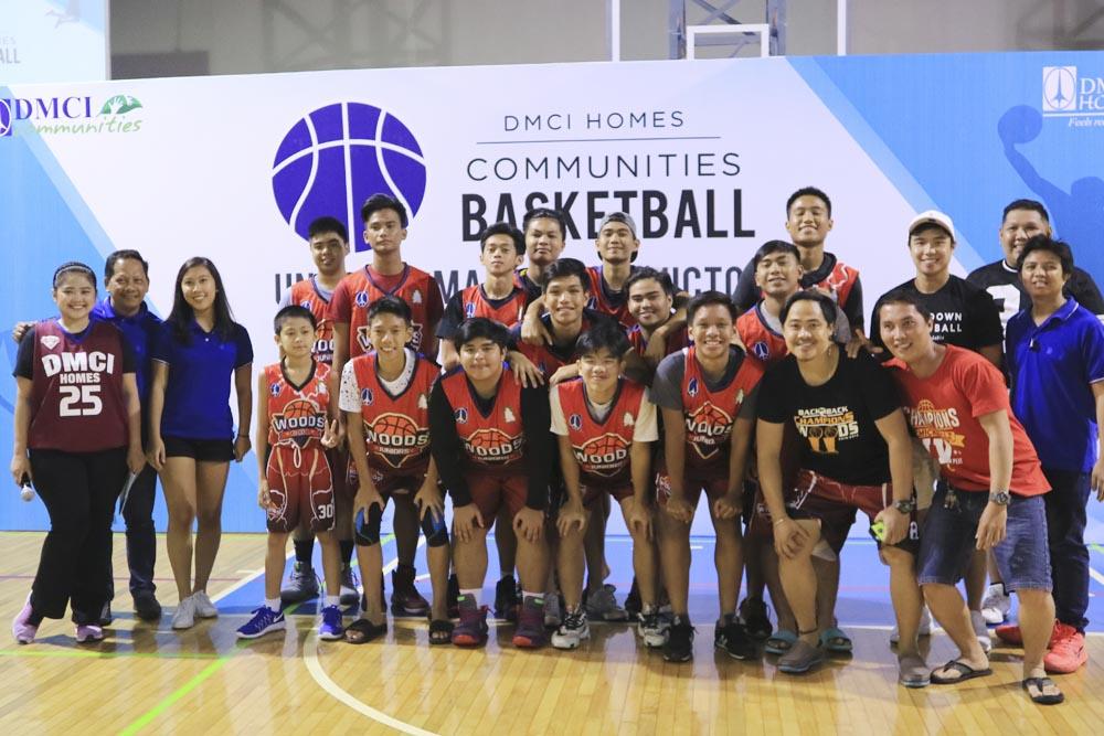 basketball community area 5