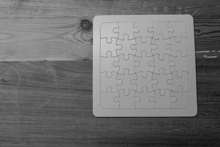 Condo Design Papecraft Cutom Puzzle (1)