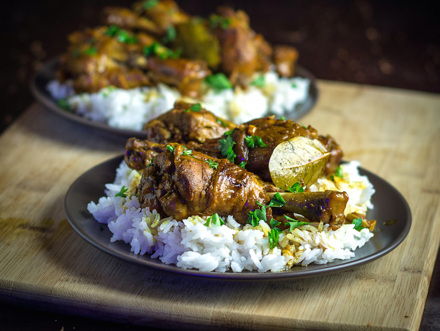 Rainy Evening Recipe Chicken Adobo