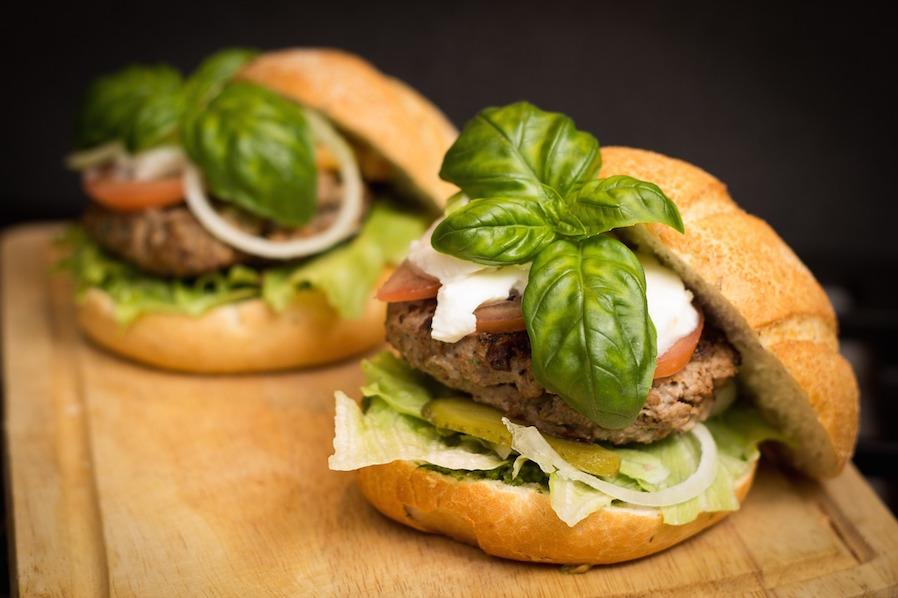 Rainy Evening Recipe Hamburger