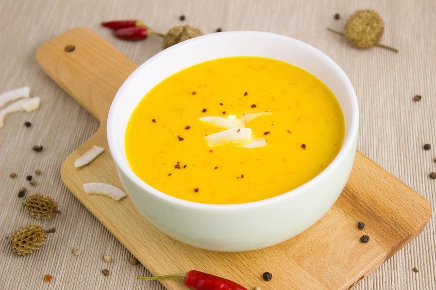 Rainy Evening Recipe Pumpkin Soup