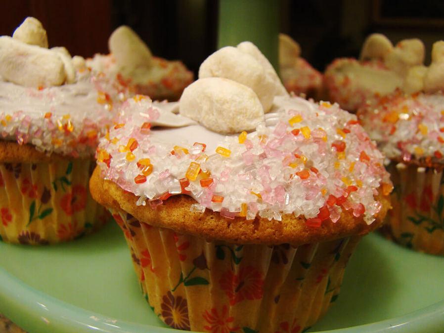 Condo Fruit Festival Mangosteen Cupcakes