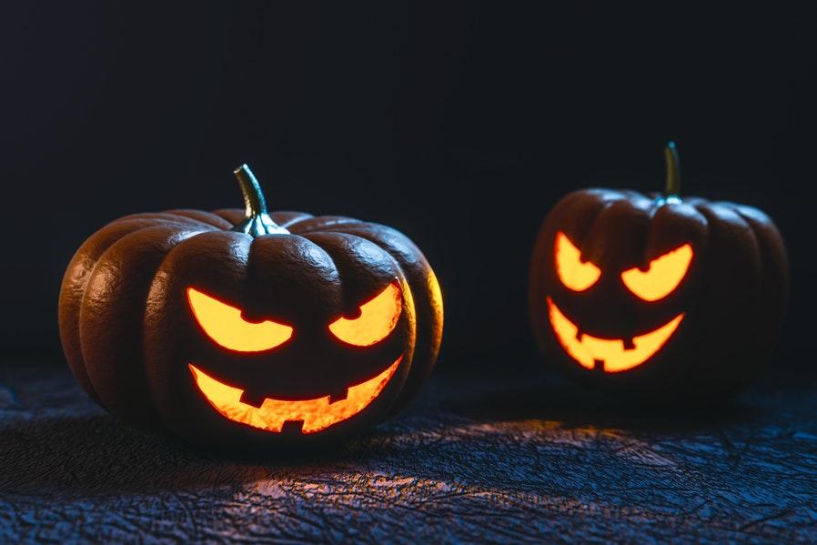Condo Ghost Month No Halloween Decor