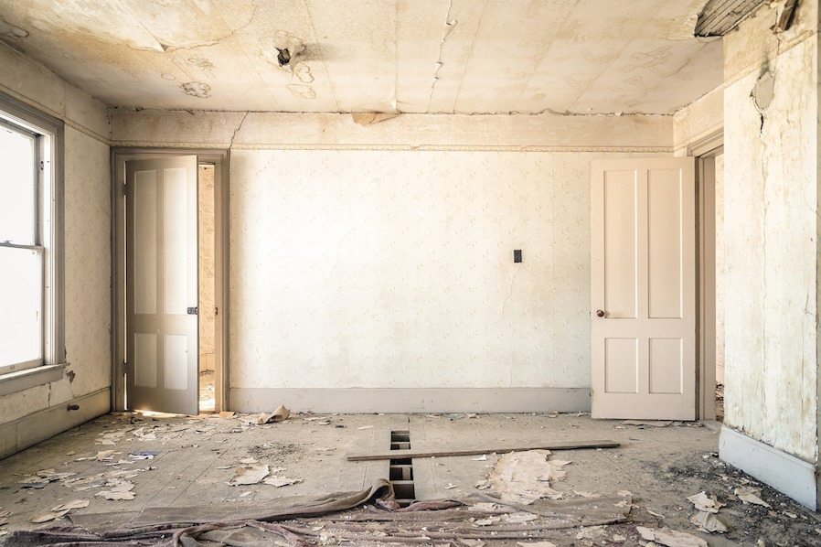 Condo Ghost Month Reschedule Home Renovation