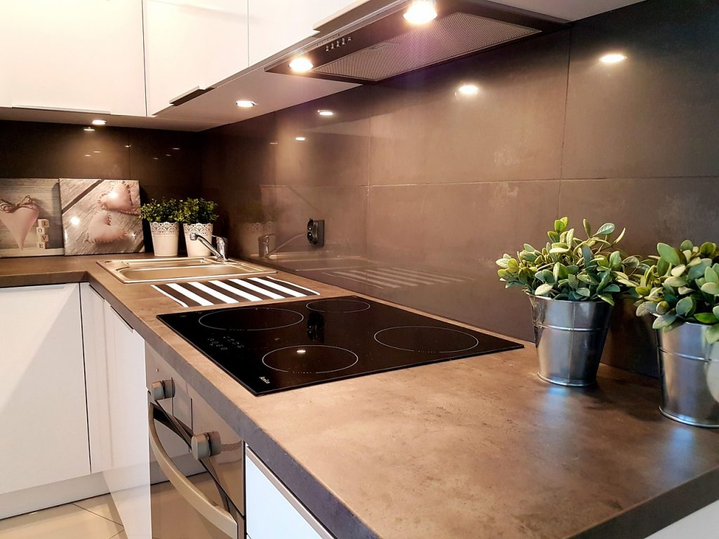 Condo Kitchen Remodeling Edgy Back