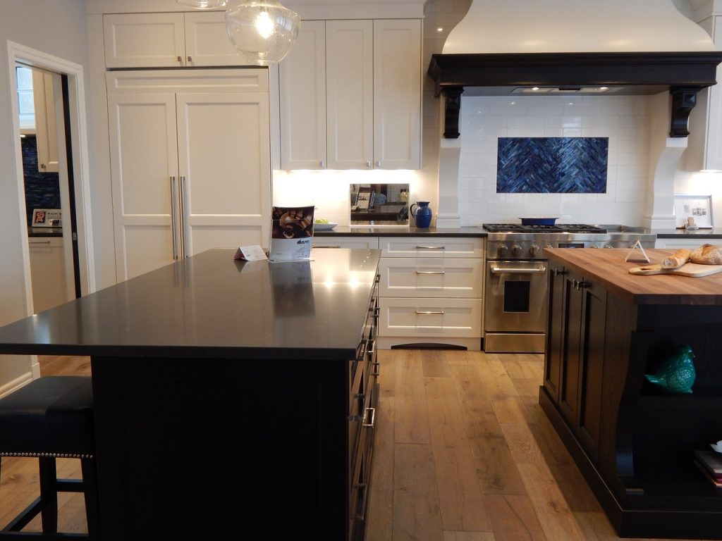 Condo Kitchen Remodeling Systematize With Kitchen Island
