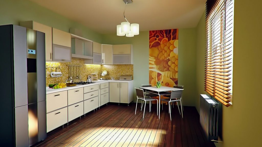 Condo Kitchen Remodeling Unify Aesthetic With Color