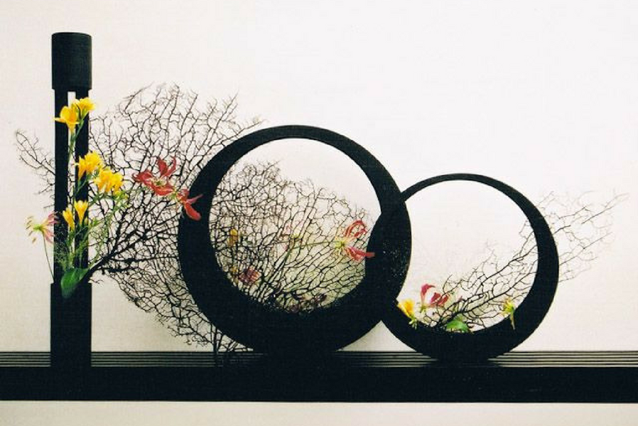 Minimalist Condo Ikebana for Everyone