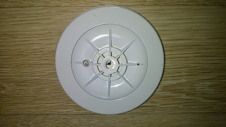 Condo Fire Prevention Smoke Detector