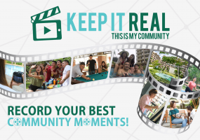 Call for Entries: Keep It Real – This Is My Community