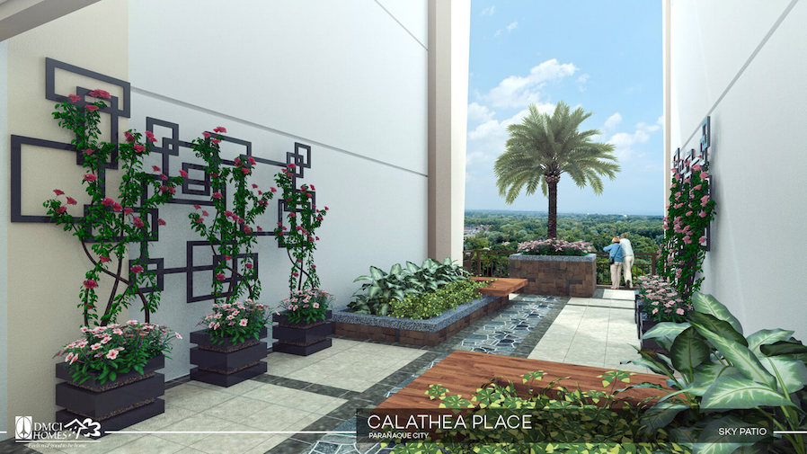 Calathea Garden Relaxing Haven