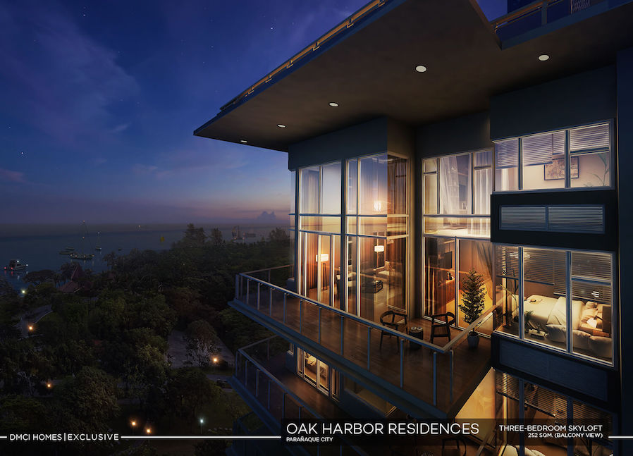 Indulgent Oak Harbor Residences