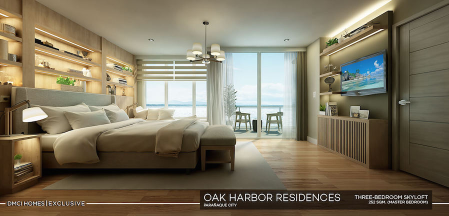Oak Harbor Contemporary Design