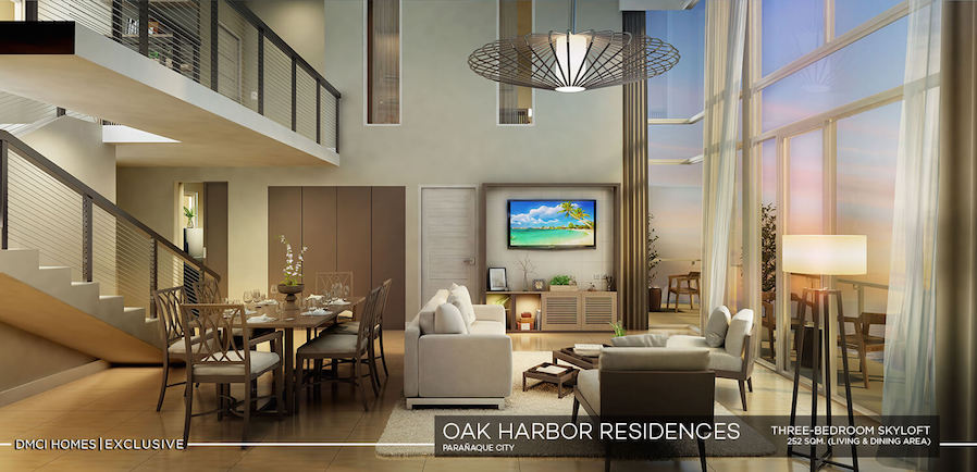 Oak Harbor Lofty Living