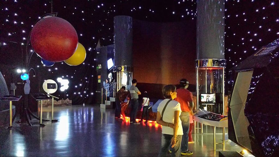 Taguig Staycation Interactive Science Museum