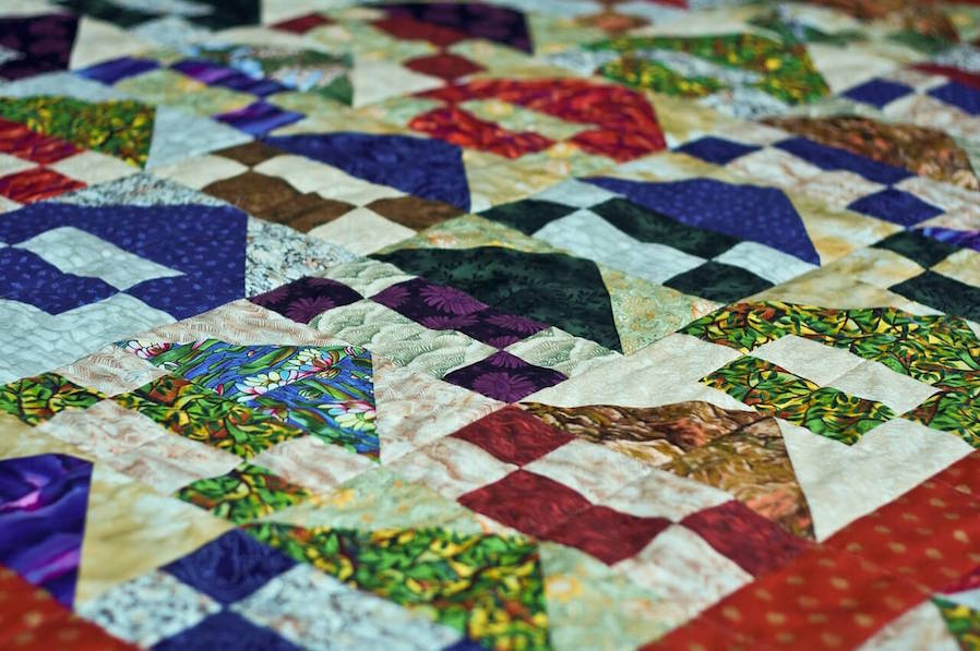 Charming Quilt Remember a Dearly Departed