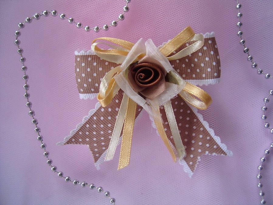 DIY Gifts Hair Ribbons