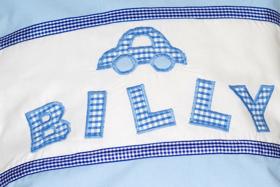 DIY Gifts Personalized Pillowcases