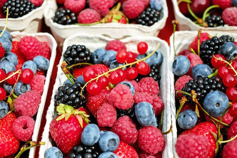 Holiday Superfoods Berry
