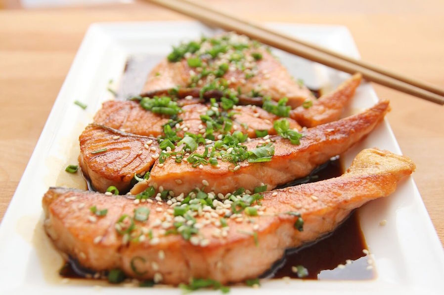 Holiday Superfoods Salmon