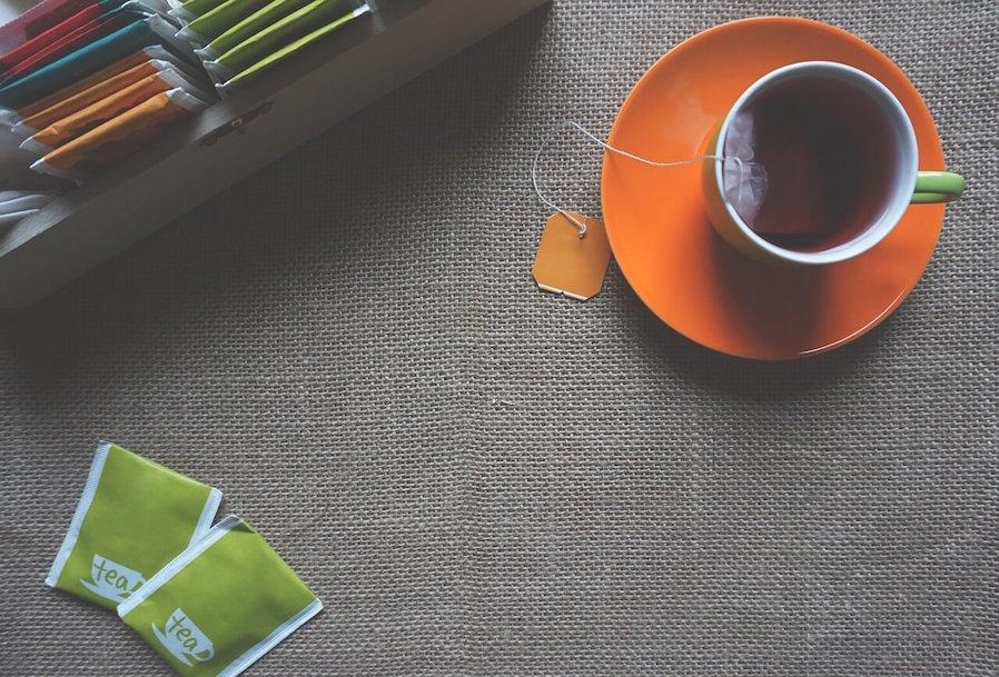 Holiday Superfoods Tea