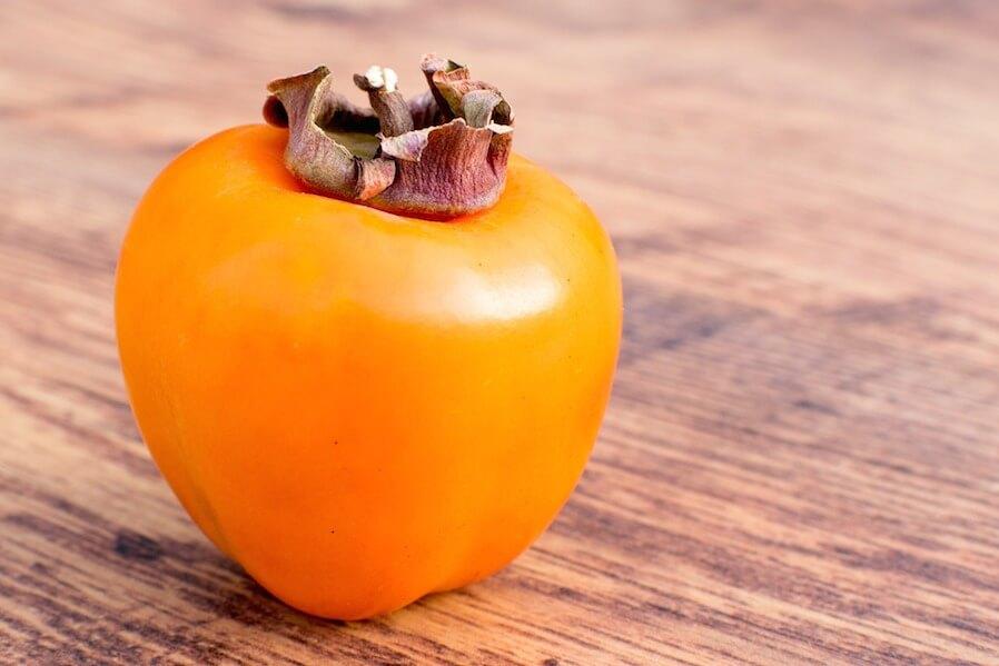 Persimmons fruit