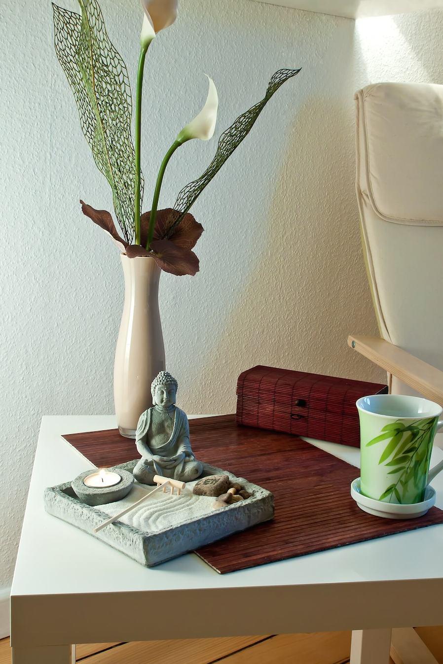 buddha interior decoration