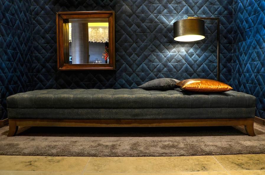 classy lounge room interior