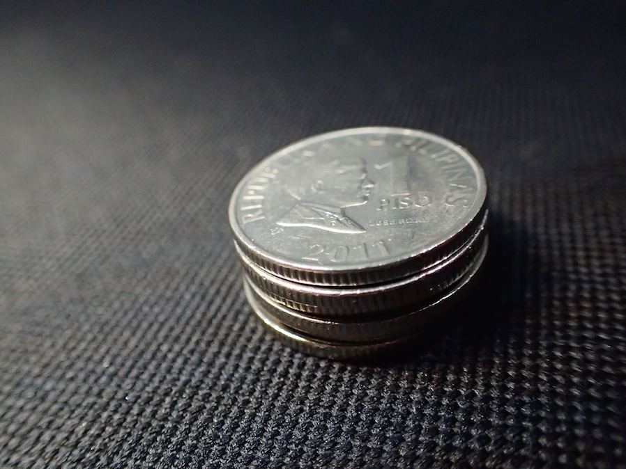 philippine-peso coins