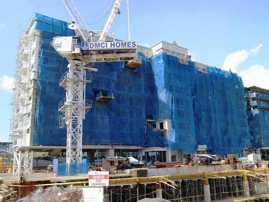 DMCI Homes properties under construction