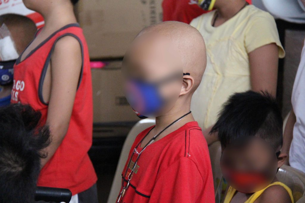 IN PHOTOS: Siena Park Residences gives love to Cancer Patients of Bahay Aruga