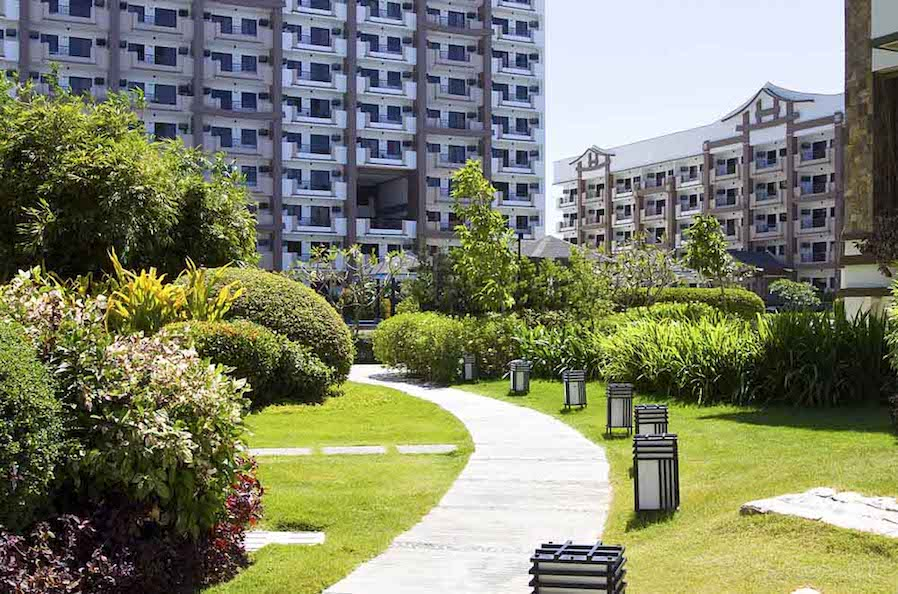 Rhapsody Residences Landscape Garden | DMCI Homes