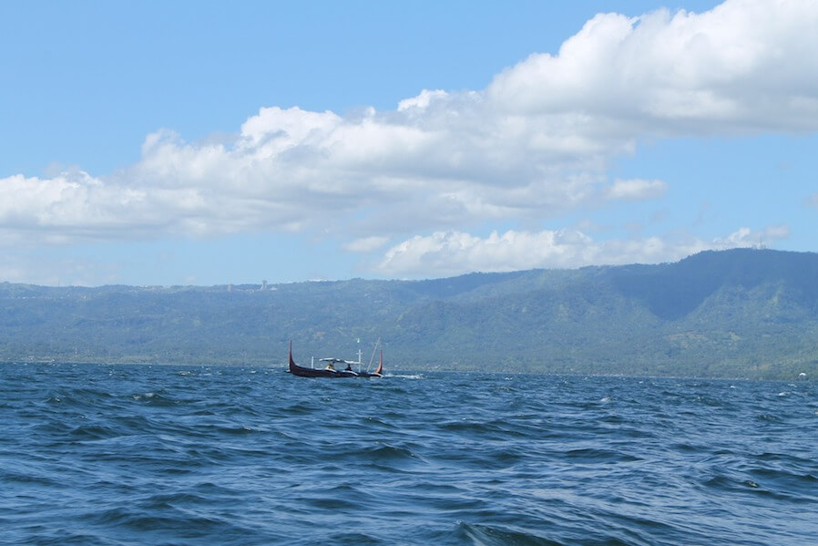 Taal Lake Philippines