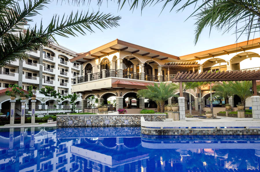 maricielo villas lap pool facility
