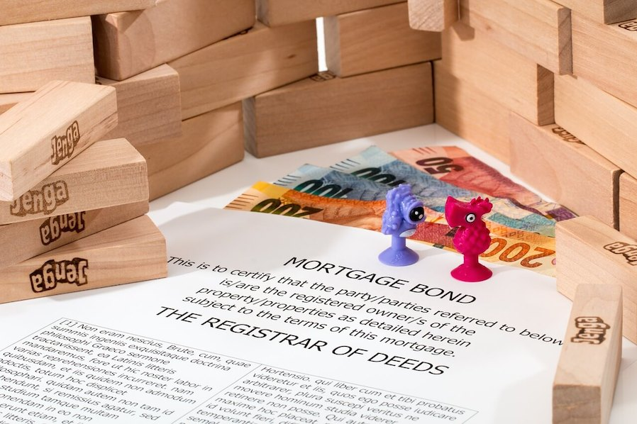 real estate mortgage bond paper