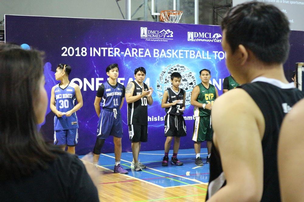 IN PHOTOS: DMCI Homes' Inter-Area Basketball Tournament 2018
