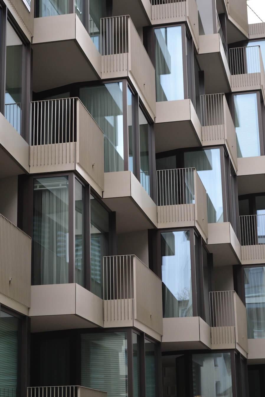 secure condo balcony