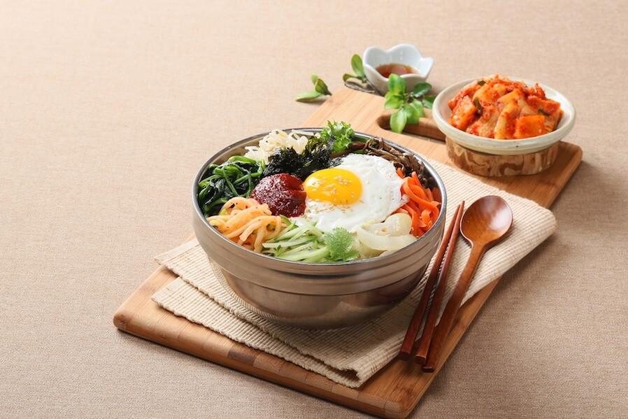 korean cuisine Bibimbap