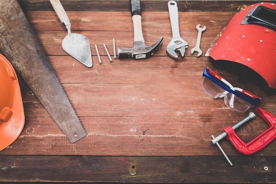 house maintenance tools